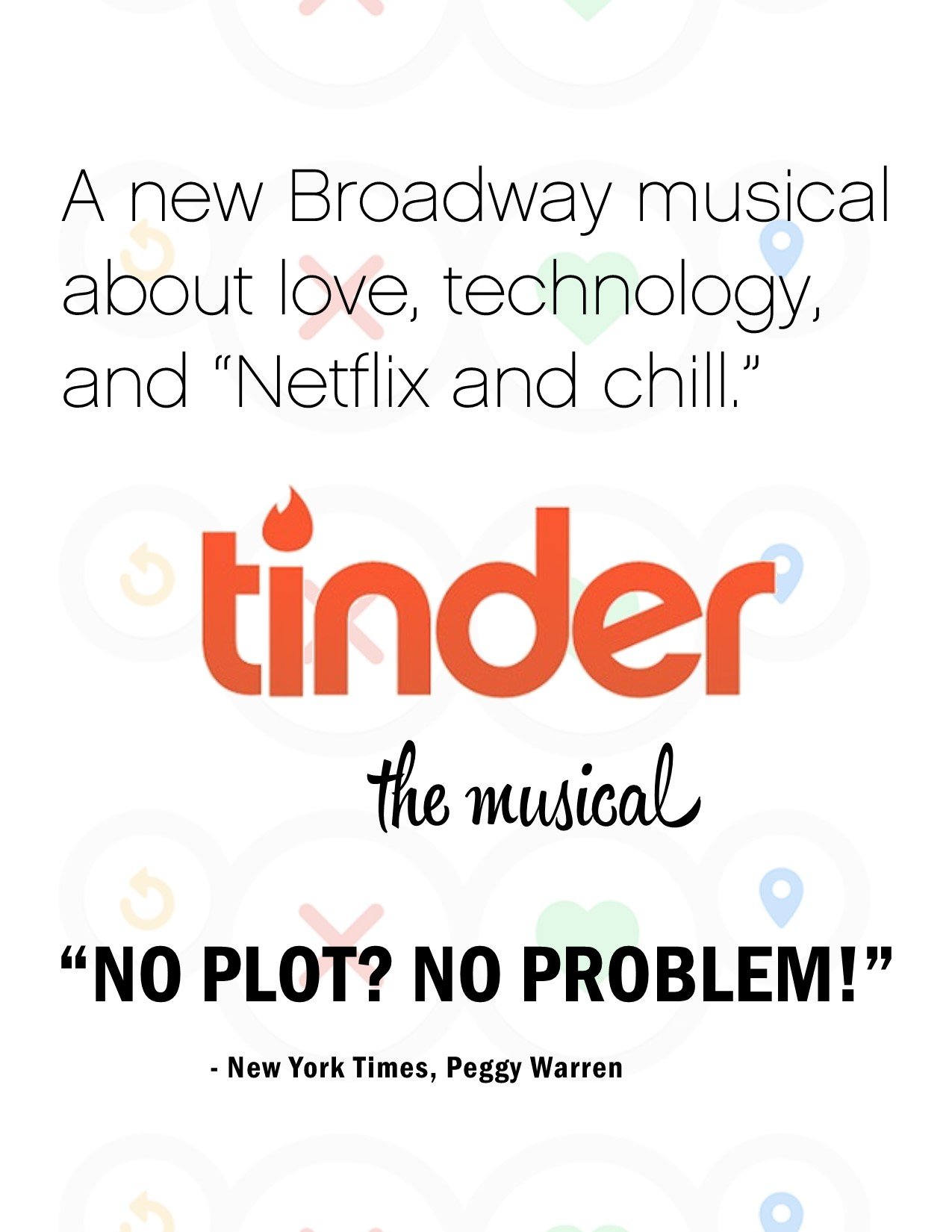 tinder the musical